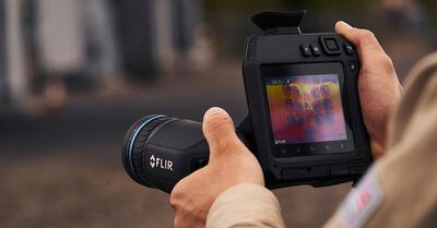 Termokamera FLIR T860 pro stavebnictví i průmysl - 2