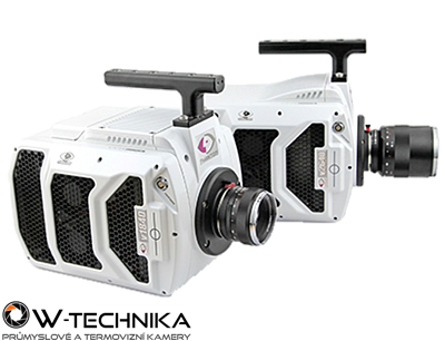 Vysokorychlostní kamera Phantom v1840 - 2
