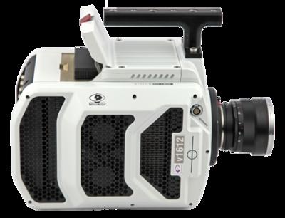 Vysokorychlostní kamera Phantom v2012 - 2