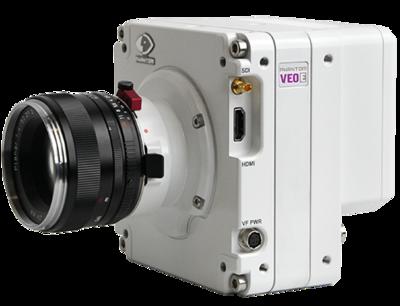 Vysokorychlostní kamera Phantom VEO-E 310L - 2
