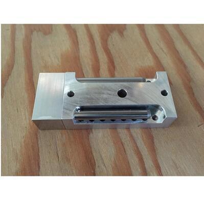 Strojní svěrák pro Pocket NC - 2