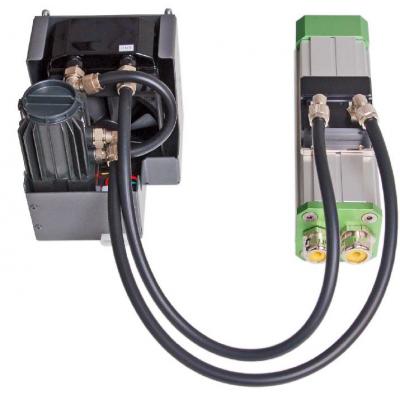 Vodní chlazení a ohřev pro kryty kamer a termokamer autoVimation - 2