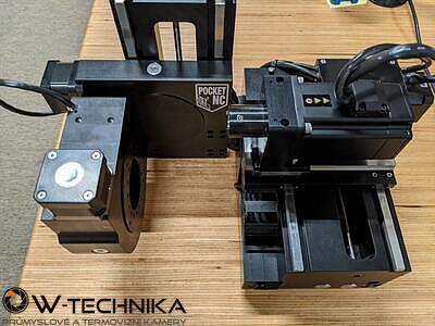 CNC frézka Pocket NC V2-10 - 3