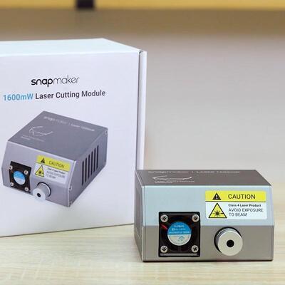 Laserová hlava Snapmaker 1600 mW pro řezání na 3D tiskárnu Snapmaker Original - 3