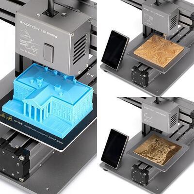 3D tiskárna Snapmaker Original 3V1 - 3