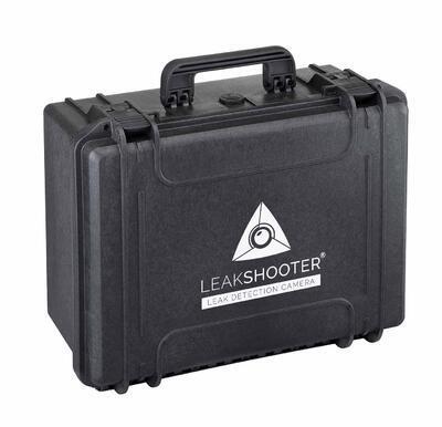 Leakshooter LKS1000-V2+ IR akustická kamera pro detekci úniku plynů - 3