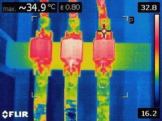 Termokamera FLIR E6xt v energetickém balíčku - 3