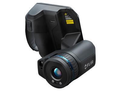 Termokamera FLIR T540-EST pro screening horečnatých stavů - 3