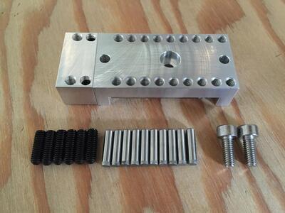 Strojní svěrák pro Pocket NC - 3
