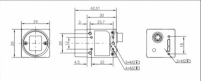 Kamera USB3.0 Area Scan MV-CA050-11UM - 3