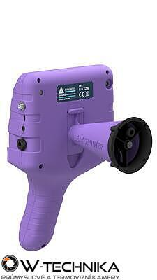 Leakshooter LKS1000-V3+ - akustická kamera pro detekci úniku plynů - 3