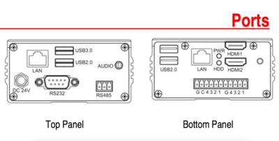Vision box MV-VB2100-120G - 3
