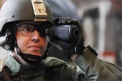 Mobilní bezpečnostní termovize FLIR LS-X pro noční vidění - 3