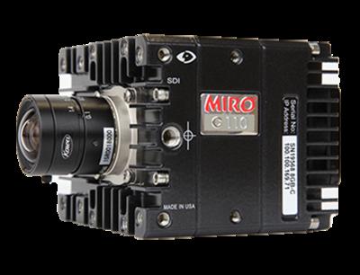 Vysokorychlostní kamera Phantom C110 - 3
