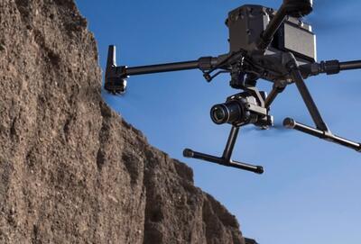 DJI Zenmuse P1 - UAV kamera pro profesionální fotogrametrii - 3