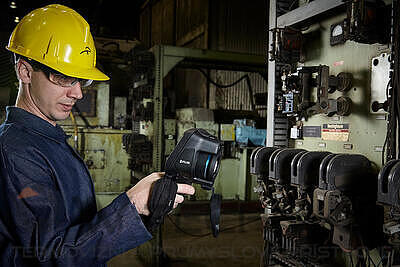 Termokamera FLIR E76 pro průmysl a stavebnictví - 3