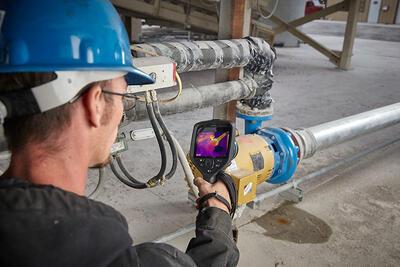 Termokamera FLIR E96 pro průmysl a stavebnictví - 3