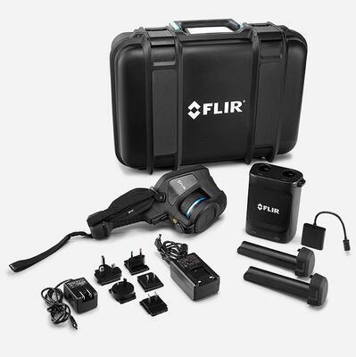 Sestava: Termokamera FLIR E53 a Software FLIR Screen-EST - 3