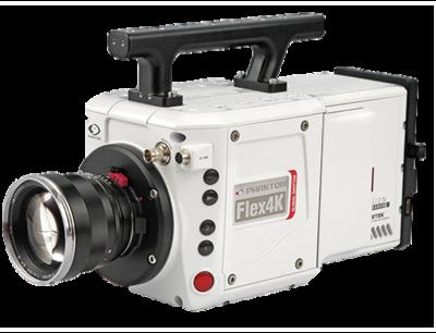 Vysokorychlostní kamera Phantom Flex4K GS - 3