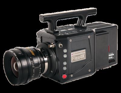 Vysokorychlostní kamera Phantom Flex4K - 3