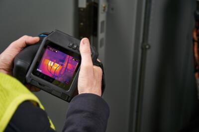 Termokamera FLIR T540 pro stavebnictví a průmysl - 3