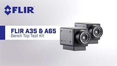 Termokamera FLIR A65 pro průmysl - 3