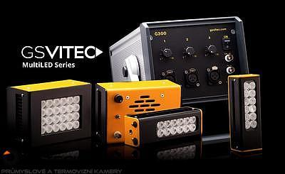 Vysokorychlostní světlo MultiLED LT mini - 3