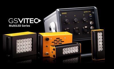 MultiLED G9 set napěťový zdroj + vysokorychlostní světlo A1 - 3