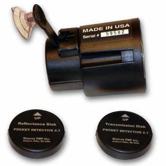 Měřidlo propustnosti automobilového skla (autoskla) - POCKET DETECTIVE 2.1. FIXED - 3