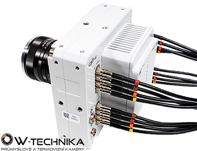 Vysokorychlostní kamera Phantom S640 - 3