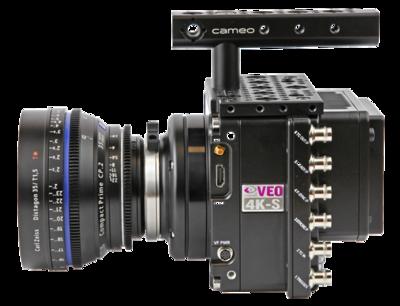 Vysokorychlostní kamera Phantom VEO4K 990 - 3