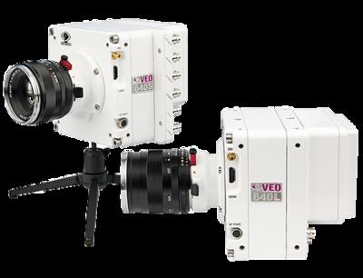 Vysokorychlostní kamera Phantom VEO 640 - 3
