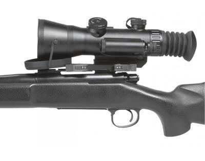 Puškohled s nočním viděním AGM Wolverine 4 - 4