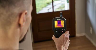 Měřič vlhkosti s termokamerou Flir MR277 - 4