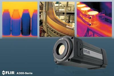 Termokamera FLIR A300 pro průmyslové aplikace - 4