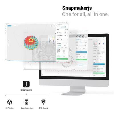 3D tiskárna Snapmaker Original 3V1 - 4