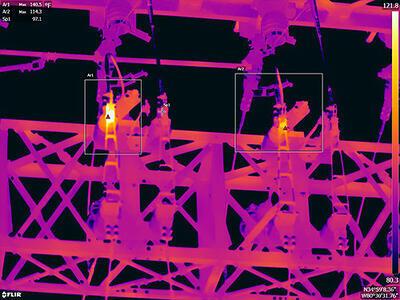 Termokamera FLIR T1K (FLIR T1020) s HD rozlišením pro stavebnictví a průmysl - 4