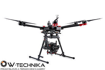 Dron DJI M600 - 4