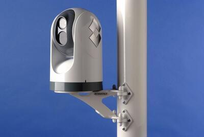 Termokamera FLIR D-series vhodná pro bezpečnostní aplikace - 4