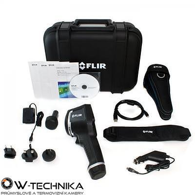 Termokamera FLIR E4 pro průmysl a stavebnictví - 4