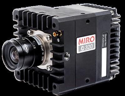 Vysokorychlostní kamera Phantom C320 - 4