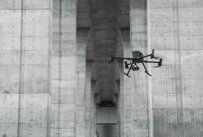 DJI M300 RTK - dron pro inspekce a vyhledávání - 4