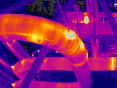 Termokamera FLIR T600 pro stavebnictví a průmysl - 4