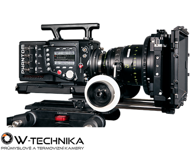 Vysokorychlostní kamera Phantom Flex4K - 4