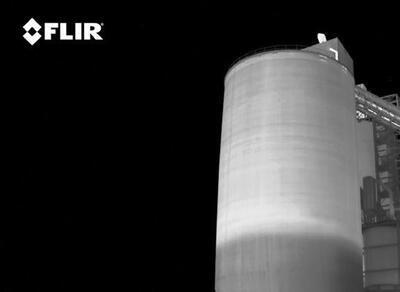 Termokamera FLIR PT-series vhodná pro bezpečnostní aplikace - 4