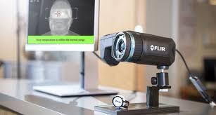 Termokamera FLIR T560-EST pro screening horečnatých stavů - 4