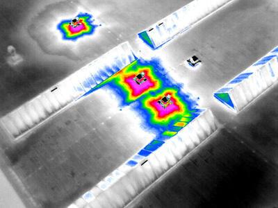 Kurz letecké termografie s použitím bezpilotních letadel - 4