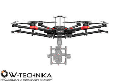 Půjčovna - Dron DJI M600 Pro s pilotem - 4