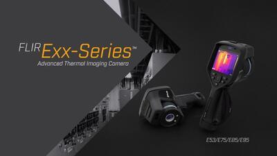 Sestava: Termokamera FLIR E53 a Software FLIR Screen-EST - 4