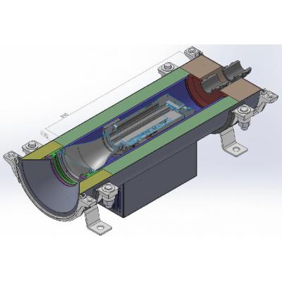 Ochranný kryt autoVimation Turtle (IP54 - IP67) - 4